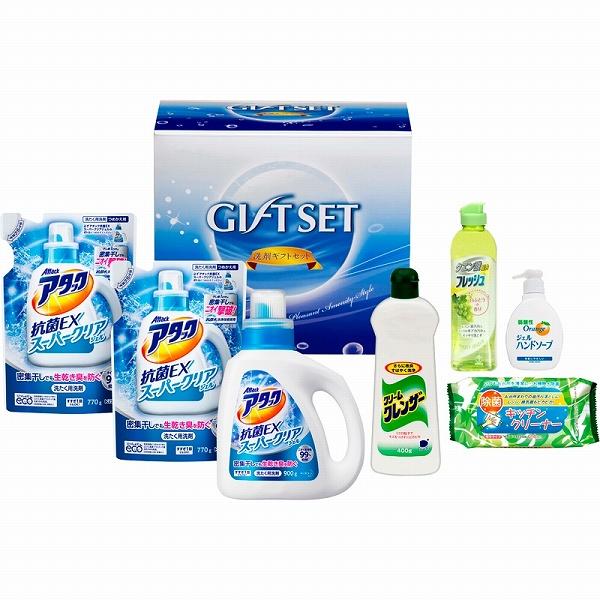 【景品 現物】 まっ白・消臭 バラエティ洗剤セット AYK-GM