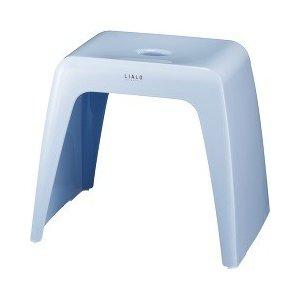 抗菌加工された風呂イスなので清潔にお使いいただけます 高さがありますので立ち座りがラクラクに出来ます アスベル ついに再販開始 ASVEL リアロ LIALO 風呂イス35 バス 好評受付中 風呂椅子 フロイス 抗菌 ブルー 4974908564741 高さ35cm