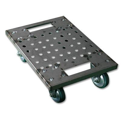 【送料無料】ボード台車1台 スチール製(ボード、運搬、揚重)