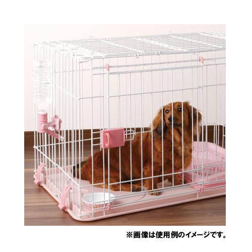 IINA イイナ ドッグルーム ブラウン 【犬猫用サークル】【同梱不可】
