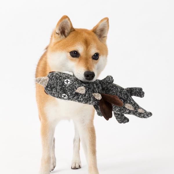 ダッドウェイ ファッド FADアニマル・プラッシュトイ ディノ ブラック L 【犬のおもちゃ】【ぬいぐるみ】