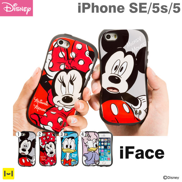 c89d3de2a9 楽天市場】iPhone5s iPhone5 iPhone SE ケース ディズニー iFace First ...