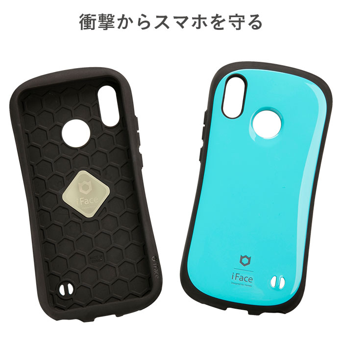 It is iFace First Class Standard case [for exclusive use of HUAWEI P20 lite]
