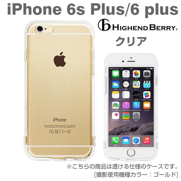 d5a8e91ca2 楽天市場】iPhone6sPlus iPhone 6 Plusケース Highend Berry TPU クリア ...