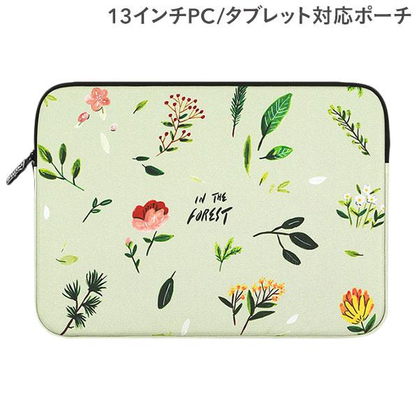 pcケース おしゃれ 13インチ All New Frame(In Forest) 【 macbook pro 13 ノートpc ノートパソコン ケース ブランド  】