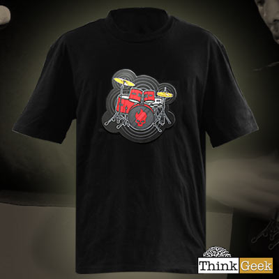 Electronic Drum Kit Shirt electronic drum kit t-shirt