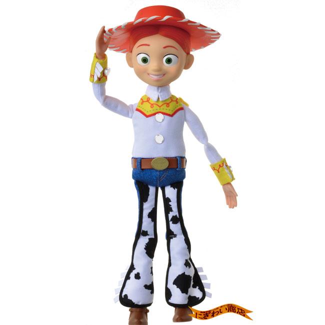 ディズニー トイ・ストーリー4 リアルサイズトーキングフィギュア ジェシー ( トイストーリー4 / Disney Pixer Toy Story4 )