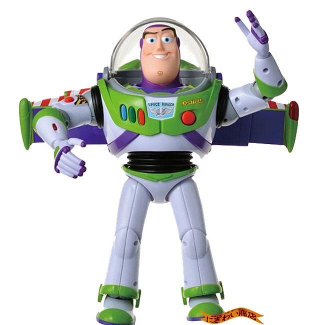 ディズニー トイ・ストーリー4 リアルサイズトーキングフィギュア バズ・ライトイヤー ( トイストーリー4 / Disney Pixer Toy Story4 )