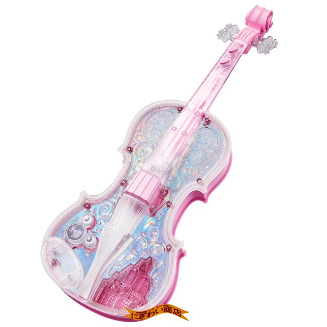 即納 送料無料 バイオリンの持ち方や弓の動かし方などの基本を身に付け 豊富な品 リズム感を養い 目覚めたばかりの子どもの好奇心を 大決算セール 育みます 在庫有 ドリームレッスン ディズニー オーケストラバイオリン ピンク ライト