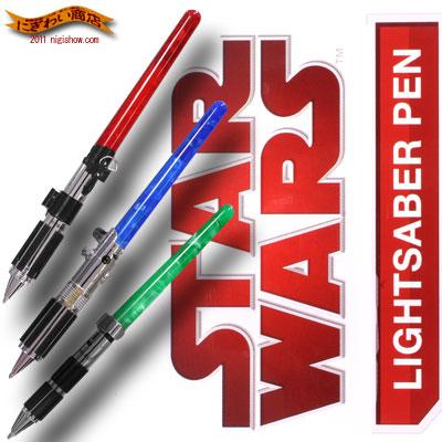 ThinkGeek-only cans with a case ♪ lightsaber pen ★ Lightsaber Pen