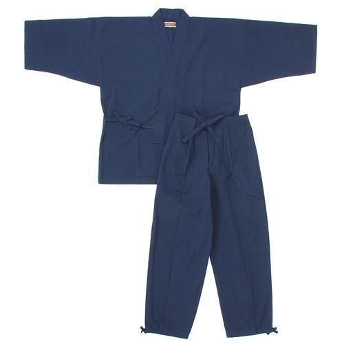 紳士 作務衣 和装 057-331
