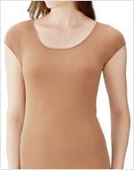 メディマ Medima シルク&コットン SILK&COTTON フレンチ袖 6803 LL