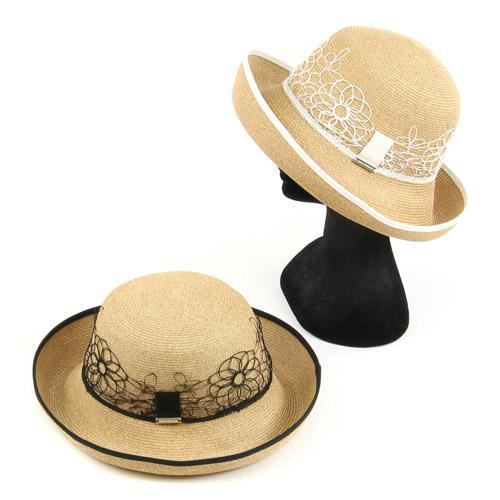HATS&DREAMS ペーパーブレードハット 帽子 664-501