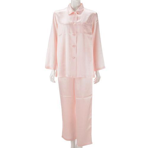 ミラショーン 絹 パジャマ 216-388