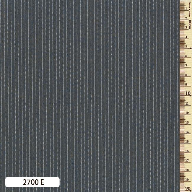 オリムパス 古布再現布 縞木綿 2700 1反10m