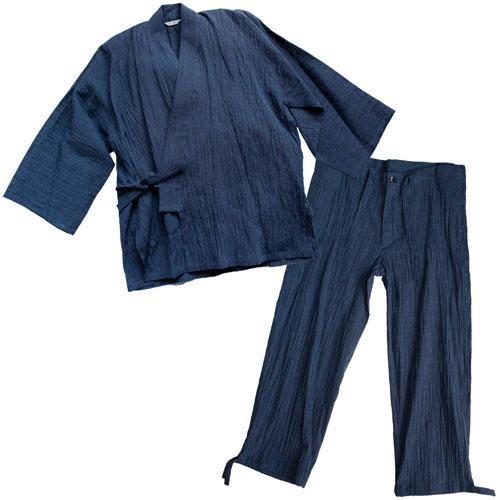 作務衣 和装 縮 060-877