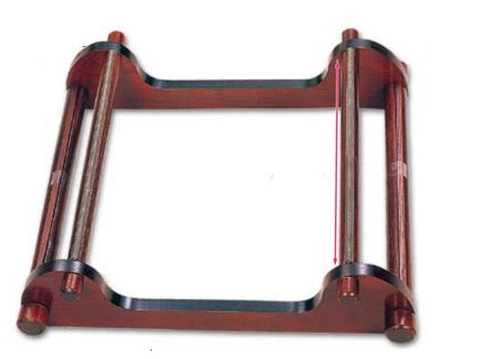 トーホー ビーズ織り機(大)6-40-31