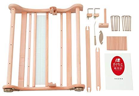 ハマナカ 手織り機 オリビエ オリヴィエ 織美絵 60cm