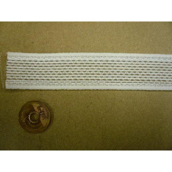 インベルゴム エクセル2000 25mm 白 10cm単価