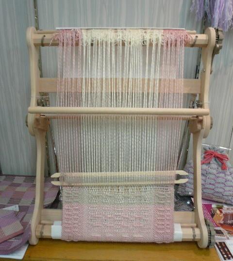 ハマナカ 手織り機 オリヴィエ 織美絵 アルテア 【smtb-TD】【saitama】
