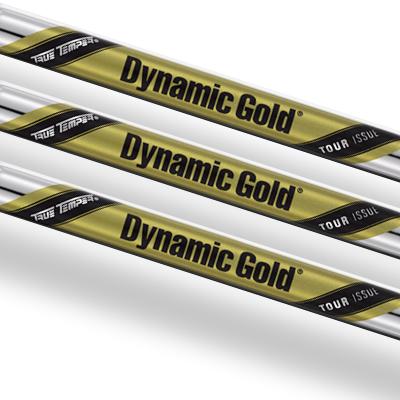 トゥルテンパー(TRUETEMPER) ダイナミックゴールド ツアーイシュー(Dynamic Gold Tour issue ) 【S200、X100】【#5~PW(6本セット)】