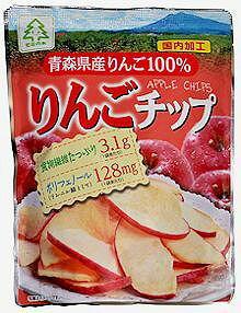 リンゴチップス 国内加工 真空フライ 7180299-ko 青森県産りんご100% 1~3個はメール便対応可 モミの木 完全送料無料 りんごチップ 39g セール開催中最短即日発送