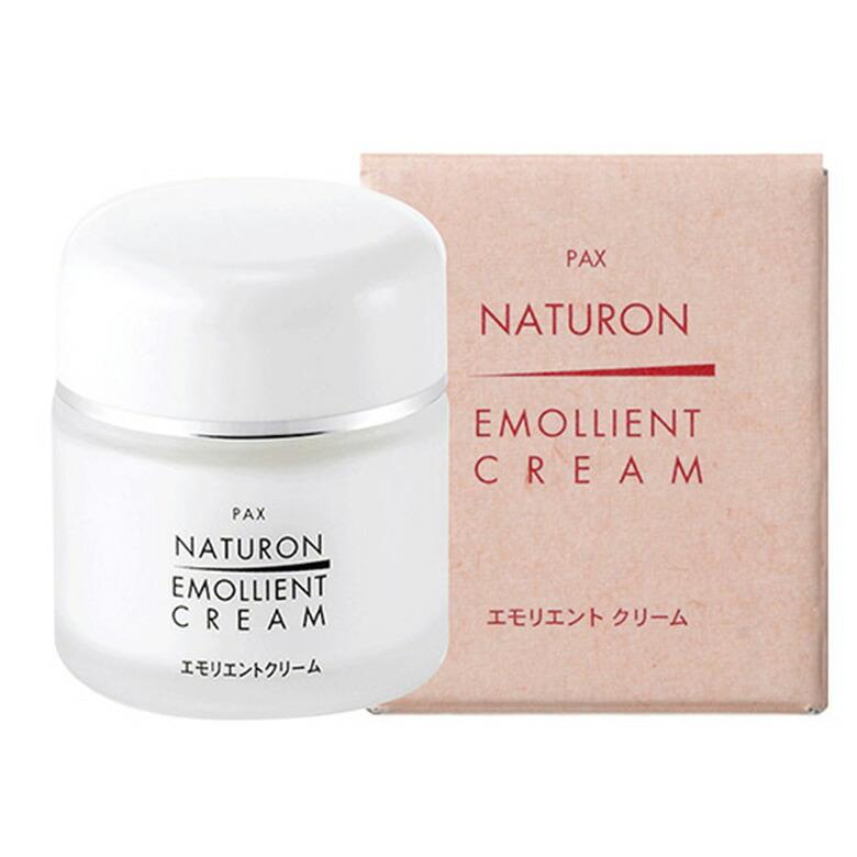 商舗 限定特価 お肌を乾燥から守り なめらかで張りのある肌にします 化粧品 フェイスクリーム パックスナチュロンエモリエントクリーム35g 1008416-kf 太陽油脂