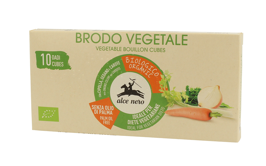 野菜スープ だし 有機野菜ブイヨン 美品 固形 ベジタリアン 1004859-kf 10g×10個入り 営業 1~6個はメール便対応可 アルチェネロオーガニック野菜ブイヨン 100g アルチェネロ キューブタイプ