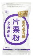北海道産の有機馬鈴薯 2020932-ms 国内産有機片栗粉200g ムソー 安売り 1~4個はメール便対応可 2020