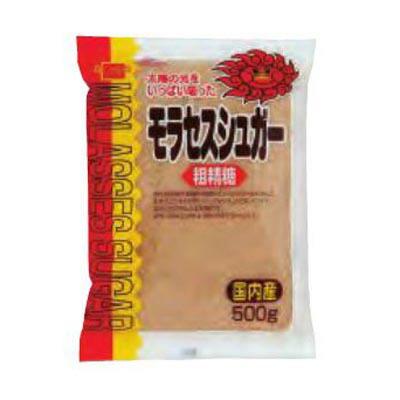 砂糖 出色 甘味料 調味料 ランキング総合1位 粗精糖 健康フーズ 1004404-kf モラセスシュガー 500g