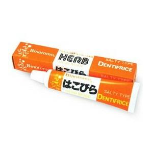 ハコベ配合ハミガキ 歯みがき粉 はみがき粉 1008862-kf 販売 80g はこびらはみがき 好評 美の友
