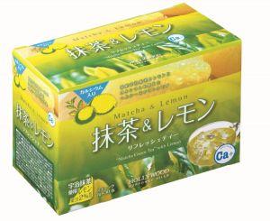 ハリウッド 抹茶&レモン (7g×30包)2箱セット