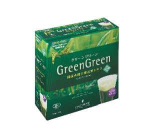 ハリウッド グリーングリーン EX 150g×3袋有機大麦若葉青汁