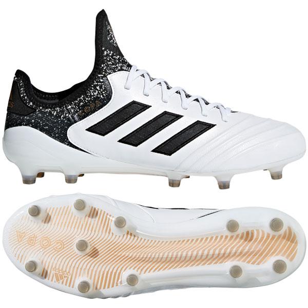 コパ 18.1 FG/AG ランニングホワイト×コアブラック 【adidas アディダス】サッカースパイクbb6356