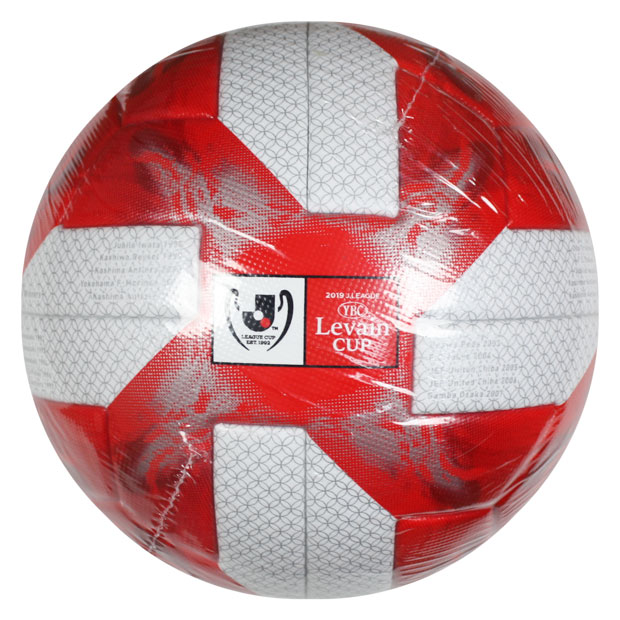コネクト19 Jリーグ ルヴァンカップ 試合球 【adidas|アディダス】サッカーボール5号球af500lc
