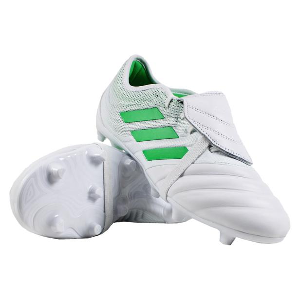 コパ 19.2 FG/AG ランニングホワイト×ソーラーライムS16 【adidas|アディダス】サッカースパイクd98062