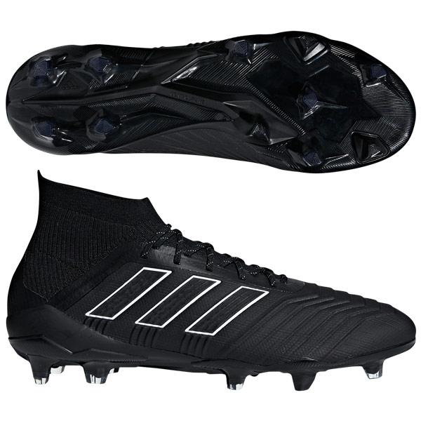 プレデター 18.1 FG/AG コアブラック×コアブラック 【adidas|アディダス】サッカースパイクdb2038