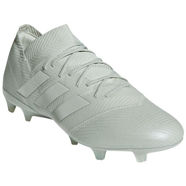 ネメシス 18.1 FG/AG アッシュシルバーF18×アッシュシルバーF18 【adidas|アディダス】サッカースパイクdb2081