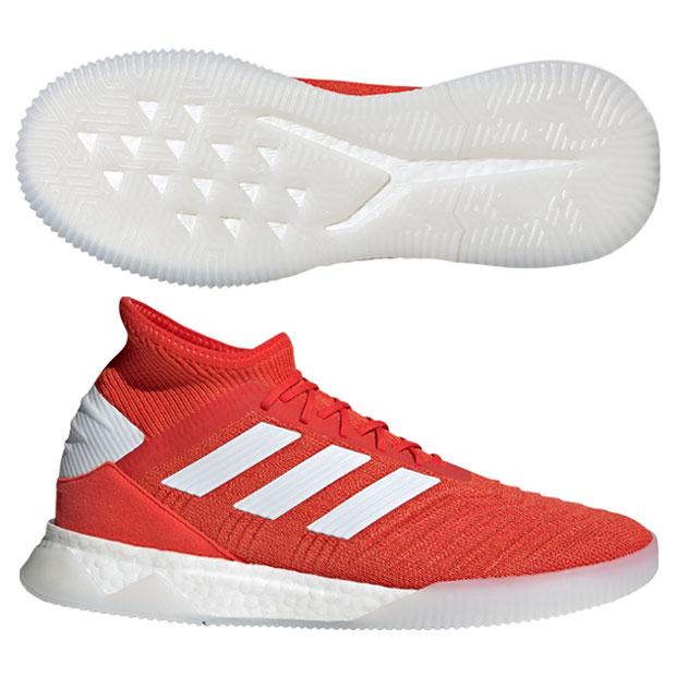 プレデター 19.1 TR ハイレゾレッドS18×ランニングホワイト 【adidas|アディダス】カジュアルシューズf35623