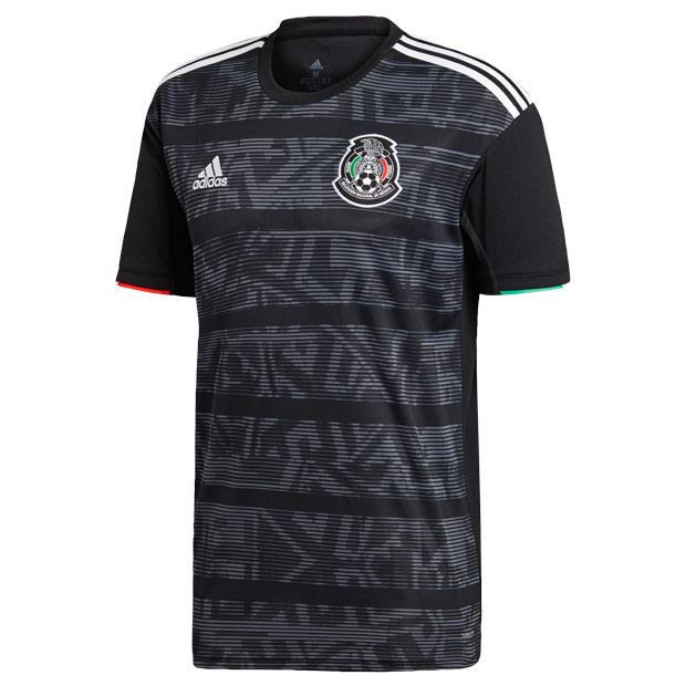 メキシコ代表 2019 ホーム 半袖レプリカユニフォーム 【adidas|アディダス】ナショナルチームレプリカウェアーflz15-dp0206
