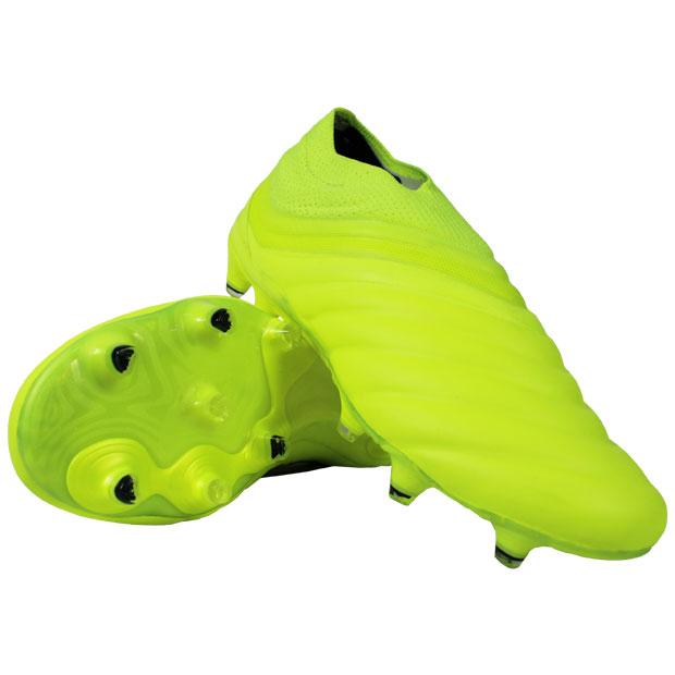 コパ 19+ FG ソーラーイエロー×コアブラック 【adidas|アディダス】サッカースパイクf35515