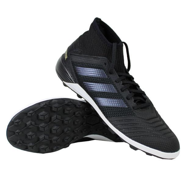 プレデター 19.3 TF コアブラック×コアブラック 【adidas|アディダス】サッカーフットサルトレーニングシューズf35627