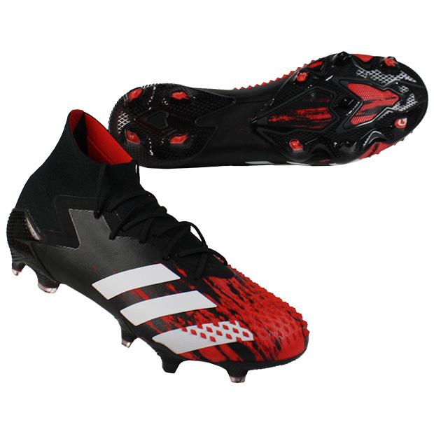 プレデター 20.1 FG コアブラック×フットウェアホワイト 【adidas|アディダス】サッカースパイクef1629