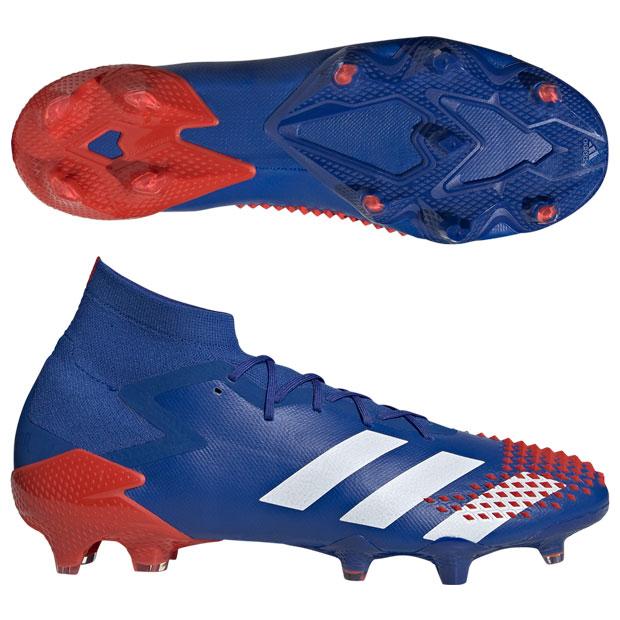 プレデター 20.1 FG チームロイヤルブルー×フットウェアホワイト 【adidas|アディダス】サッカースパイクeg1600