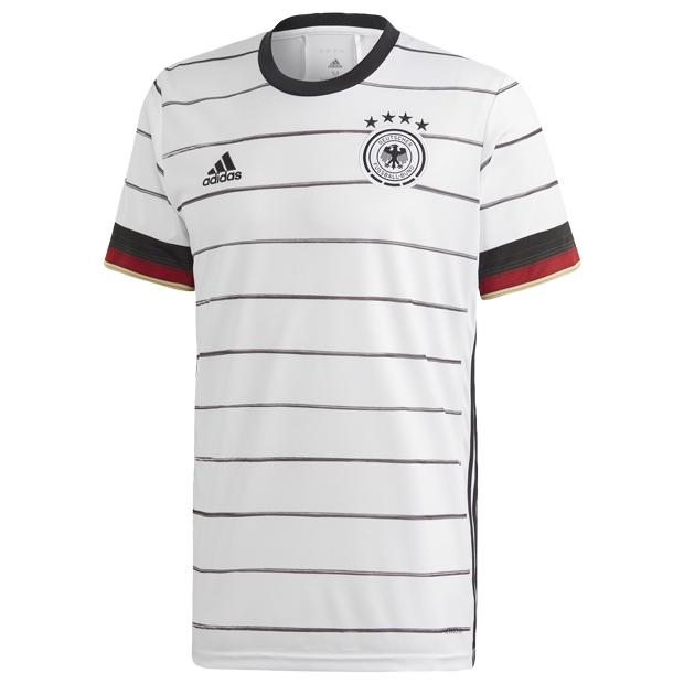 ドイツ代表 2020 ホーム 半袖レプリカユニフォーム 【adidas|アディダス】ナショナルチームレプリカウェアーgey89-eh6105