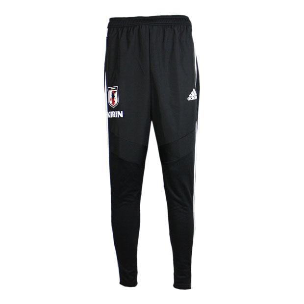 サッカー日本代表 トレーニングパンツ ブラック 【adidas アディダス】サッカー日本代表ウェアーhhi49-ev7167