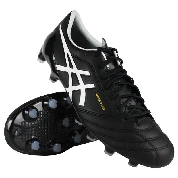 DSライト X-FLY 4 ブラック×ホワイト 【asics|アシックス】サッカースパイク1101a006-016