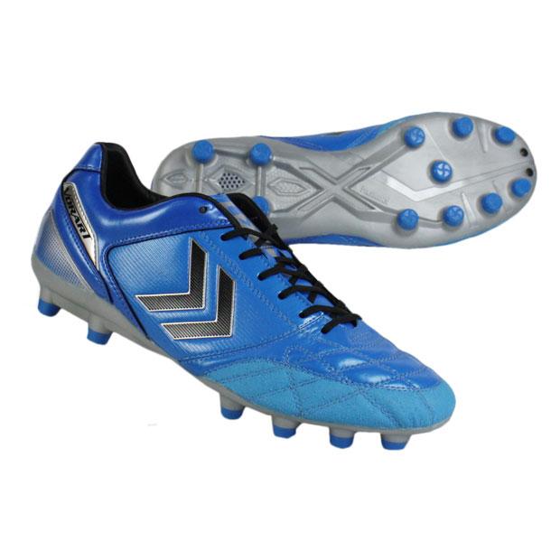 ヴォラート KS WIDE ブルー×ブラック 【hummel|ヒュンメル】サッカースパイクhas1236-6090
