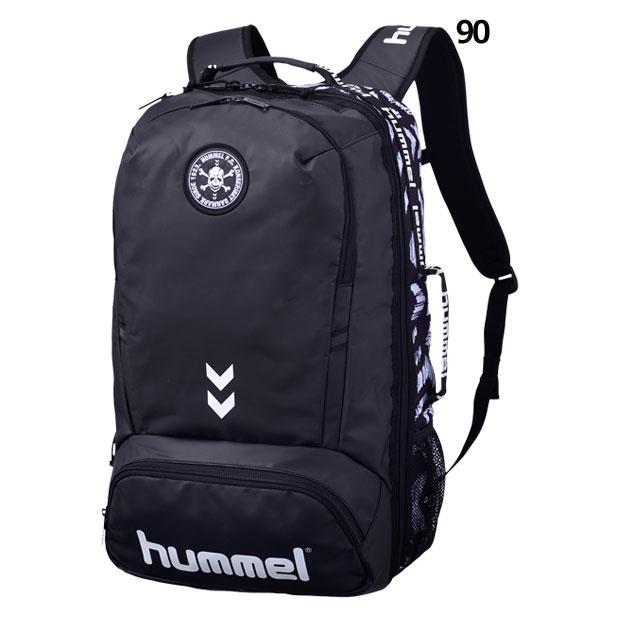 F.C.SKULL アスリート デイパック 2 【hummel|ヒュンメル】サッカーフットサルバッグhfb6130zs