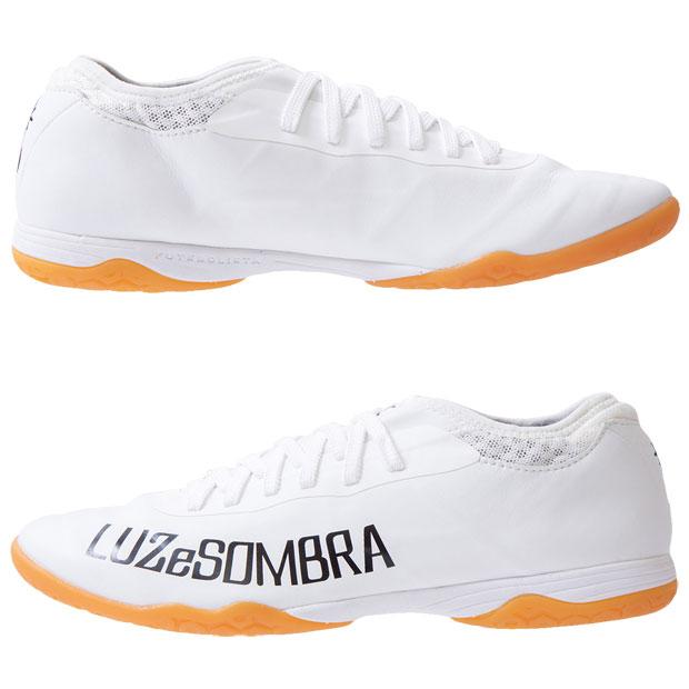ALA CORTA 2 IN ホワイト 【LUZ e SOMBRA|ルースイソンブラ】フットサルシューズf1913909-wht